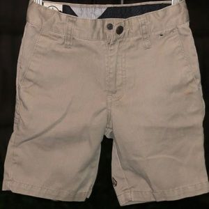 Volcom chinos board shorts little boys